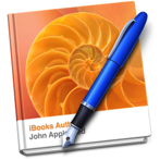 Pictogram van de app iBooks Author